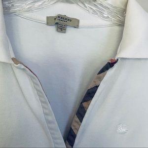 Burberry Tops - Burberry shirt sleeve polo